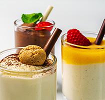 Fingerfood-Desserts