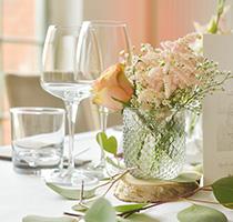 Catering-Hochzeitstafel