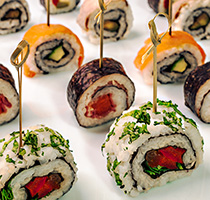 Fingerfood-Sushi