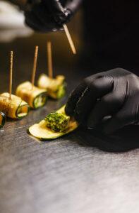 Zubereitung-Fingerfood